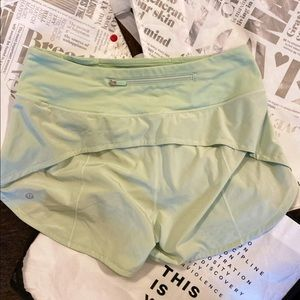 lululemon athletica Shorts - Lululemon Speed Shorts NWOT